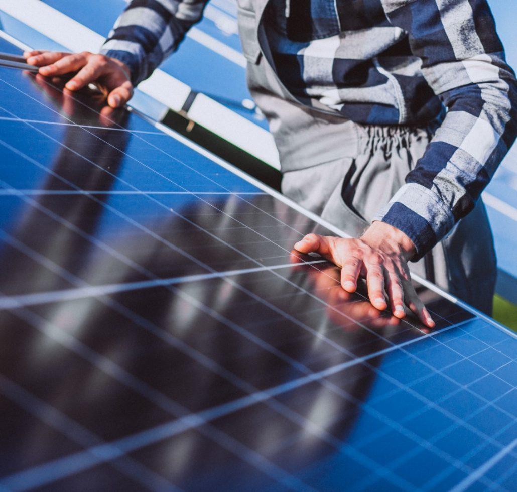 DET Tech zonnepanelen